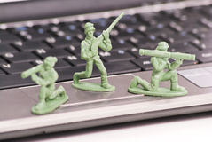 Protecting Your PC Stock Photo