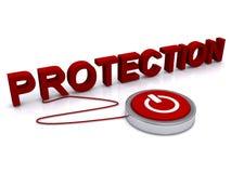 Protection Photo libre de droits
