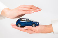 Protection of car Stock Photos