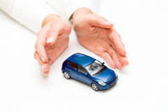 Protection of car Stock Images