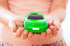 Protection of car concept Royalty Free Stock Photography