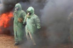 Protection chimique Images libres de droits