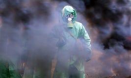 Protection chimique Image libre de droits