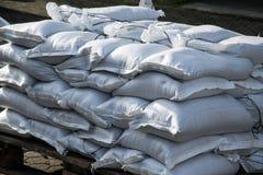 Protection d'inondation Photographie stock libre de droits