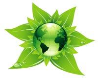Protection de la terre Photo stock