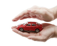 Protection de véhicule Image stock