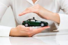 Protection de voiture Photo libre de droits