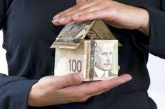 Protection de votre investissement Image stock