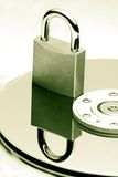 Protection des données Photos stock