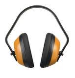 PROTECTION EARPHONES Stock Image
