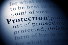Protection Stock Image
