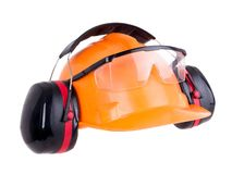 Protection gear Royalty Free Stock Images