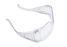 Protection glasses Stock Images