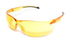 Protection glasses Royalty Free Stock Photo