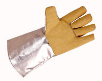 Protection Glove Stock Photo