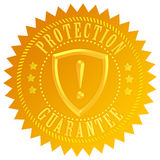 Protection icon Stock Image