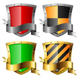 Protection icons. Royalty Free Stock Images
