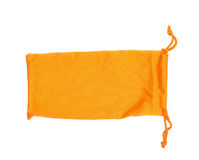Protection pouch with the drawstrings Royalty Free Stock Photo