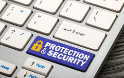 Protection and security Royalty Free Stock Photography