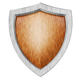 Protection shield Royalty Free Stock Photo