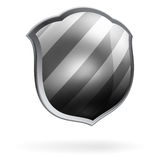 Protection shield template. EPS 8. File included Royalty Free Stock Photo