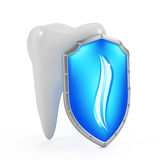 Protection of teeth concept Stock Photo