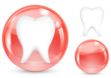 Protection tooth Stock Photo