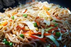 Protection végétarienne délicieuse traditionnelle thaïlandaise Photo libre de droits