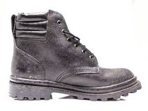 Protection Worker Shoes royalty free stock photos