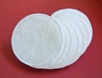 Protections de coton Photo libre de droits