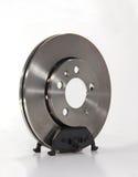 Protections de frein et disque de frein Photos stock
