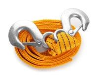Protective belt on white background. Safety. Equipment stock photo