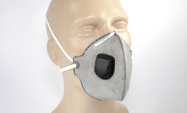 Protective Dust Mask Royalty Free Stock Photo