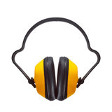 Protective ear muffs Royalty Free Stock Images