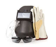 Protective equipment Stock Photos