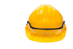 Protective equipment for industry, safety construction Royalty Free Stock Image