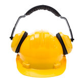 Protective equipment for industry, safety construction Stock Images