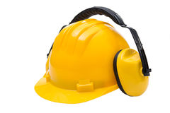 Protective equipment for industry, safety construction Stock Photo