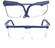 Protective eyeglasses Stock Photo