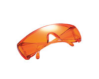 Protective eyewear Stock Photo