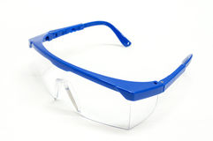 Protective eyewear Royalty Free Stock Images