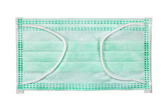Protective face mask - surgical mask Royalty Free Stock Photo