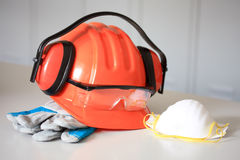 Protective gear Stock Photos