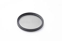 Protective glass lens for the camera Stock Photography