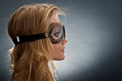 Protective glasses Royalty Free Stock Photo