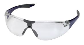 Protective glasses. Fashionable protective glasses in white back Royalty Free Stock Image