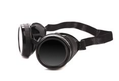 Protective glasses. Royalty Free Stock Images