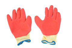 Protective gloves Royalty Free Stock Image