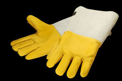 Protective gloves Royalty Free Stock Photography