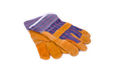 Protective gloves Stock Photos